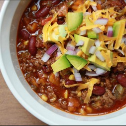 Chili Cook-Off for the Kids