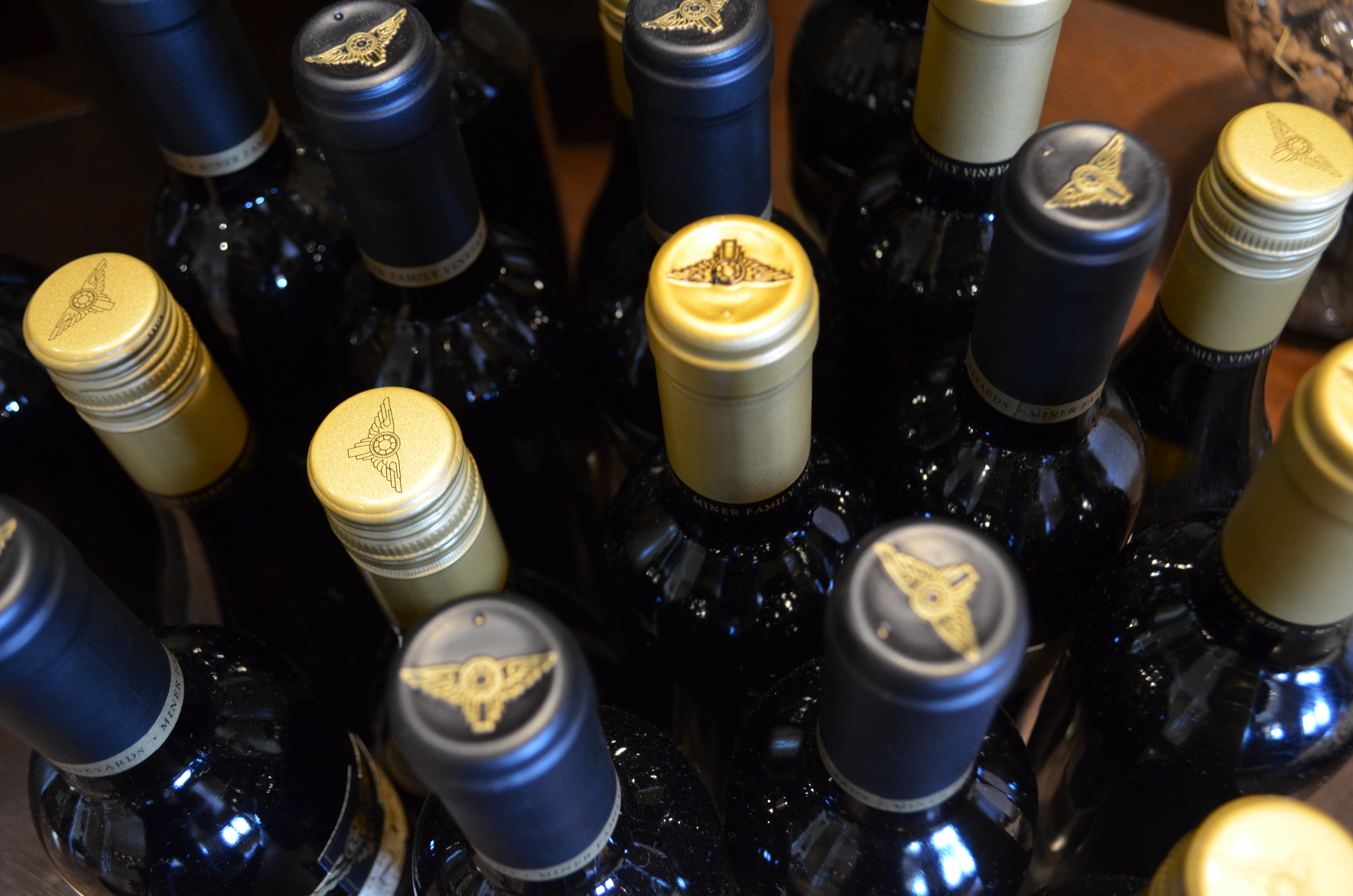 Winery Oakville CA - Miner Wines