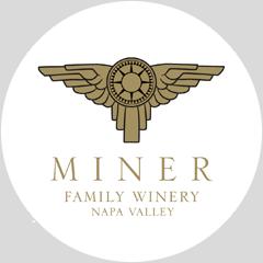 Miner Logo Gold