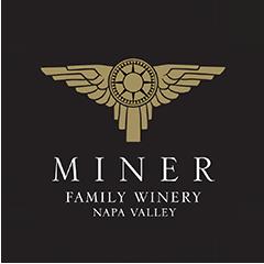 Miner Logo White