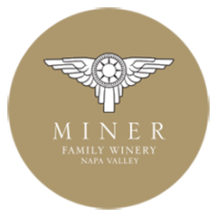 Miner Logo White and Black