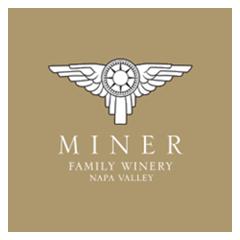 Miner Logo White and Black