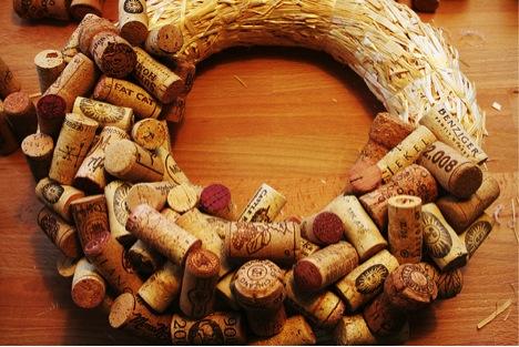 CorkWreath
