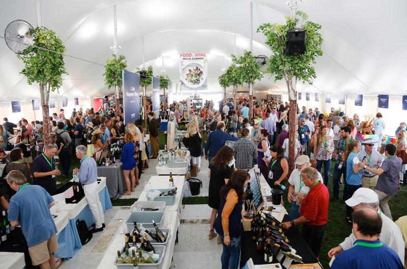 Food & Wine Classic in Aspen
