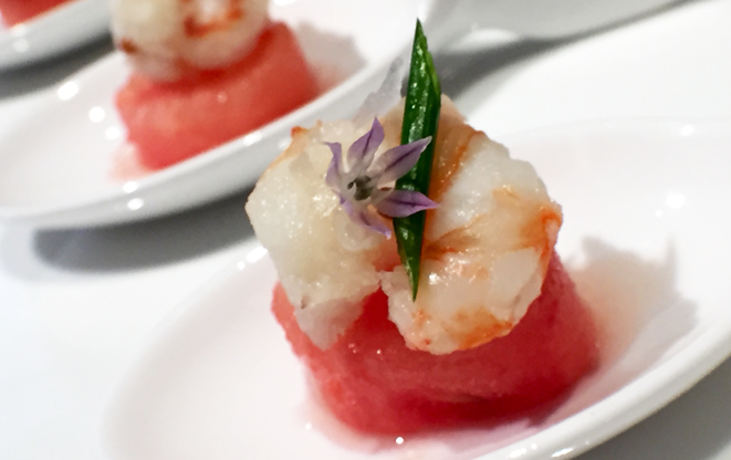 Recipe: Lemongrass Pickled Rock Shrimp