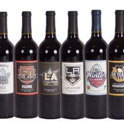 NHL® Commemorative Wines
