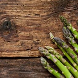 Recipe: Asparagus Salad with Parmesan Dressing