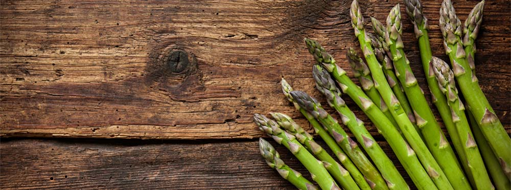 Recipe: Asparagus Salad with Parmesan Dressing