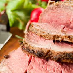 Recipe: Beef Rib Roast with Rosemary and Pepper