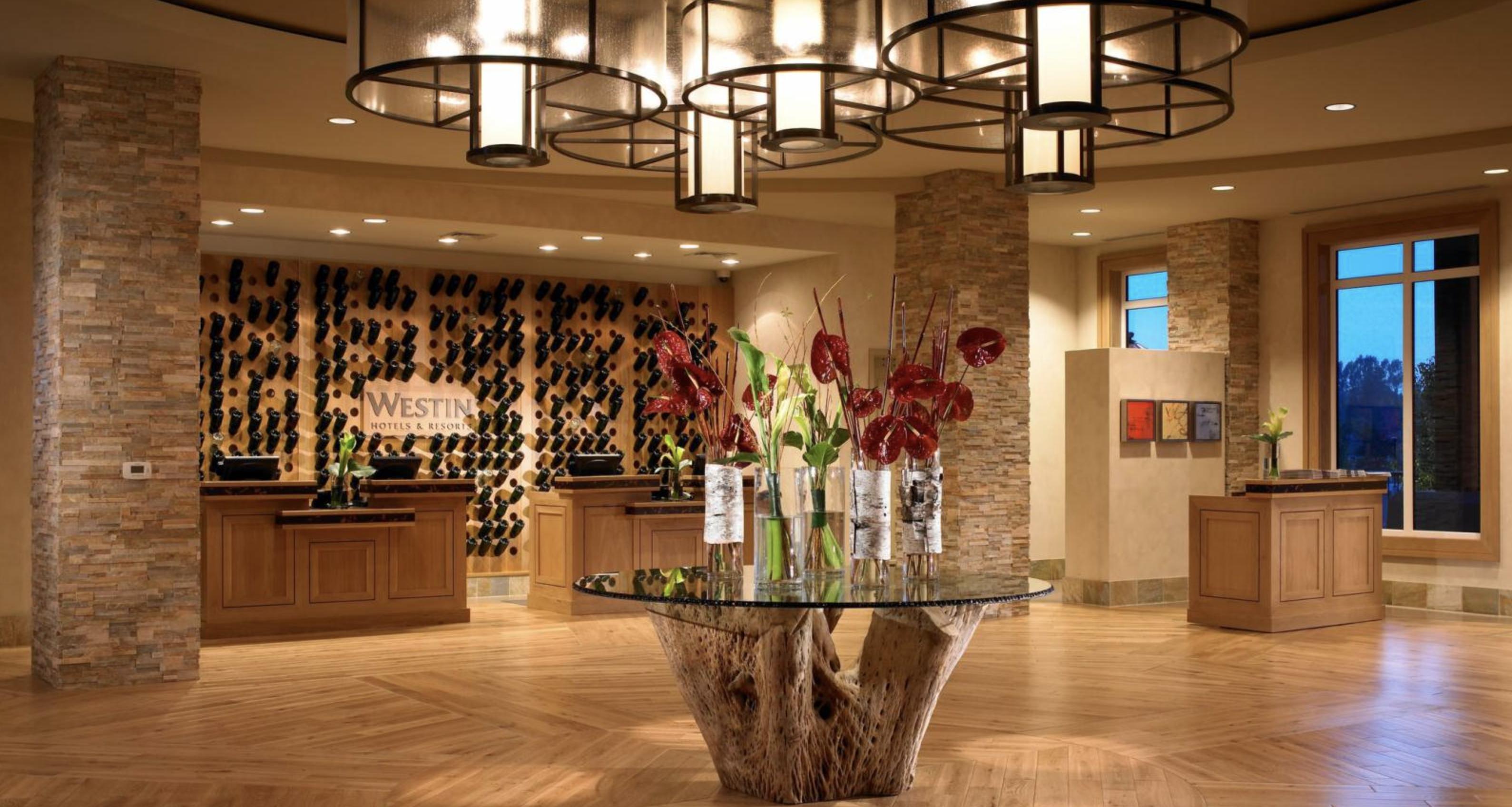 The Westin Verasa: Napa Valley Boutique Hotels