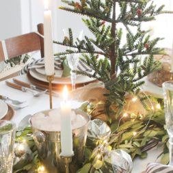 Setting your Holiday Table