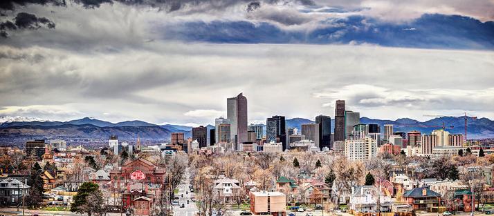 On the Road: Denver
