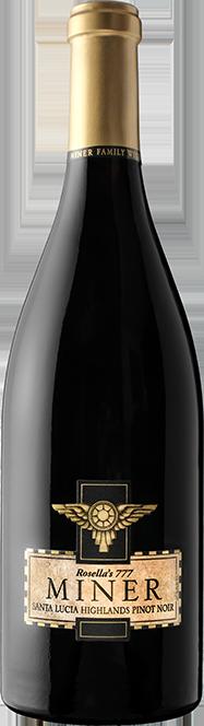 "Pinot Noir, ""777"" Rosella's Vineyard"