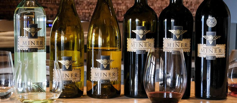Wine Club Shipment Showcase